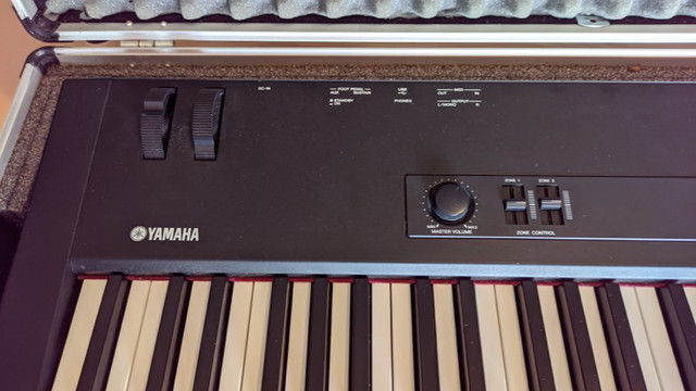 Stage Piano Yamaha CP33 - Foto 3