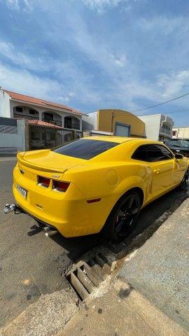 Camaro 2SS 2012 Impecável Procedência! - Foto 4
