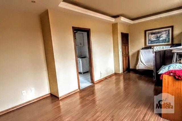Apartamento à venda com 3 dormitórios em Paquetá, Belo horizonte cod:265210 - Foto 2