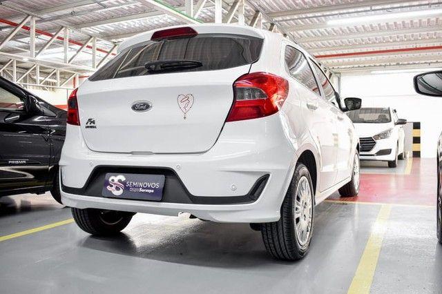 Ford KA 1.0 SE PLUS TiVCT Flex 5p - Foto 2
