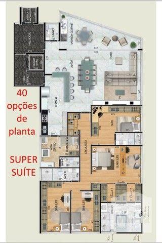 Apartamento à venda com 4 dormitórios em Santa lúcia, Belo horizonte cod:265827 - Foto 5