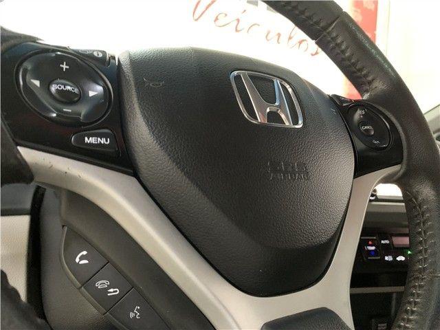 Honda Civic 2014 2.0 exr 16v flex 4p automático - Foto 15