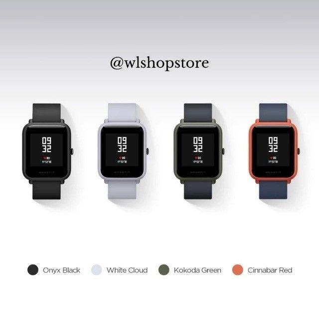 Relógio Inteligente Xiaomi Amazfit Bip (White Cloud) - Foto 6