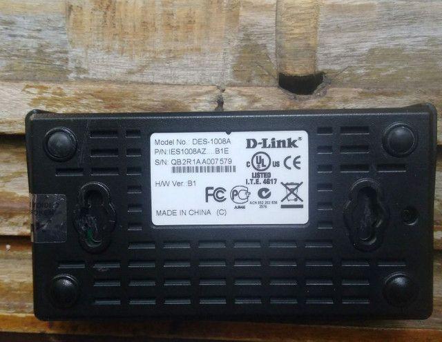 Switch D link 8 portas - Foto 2