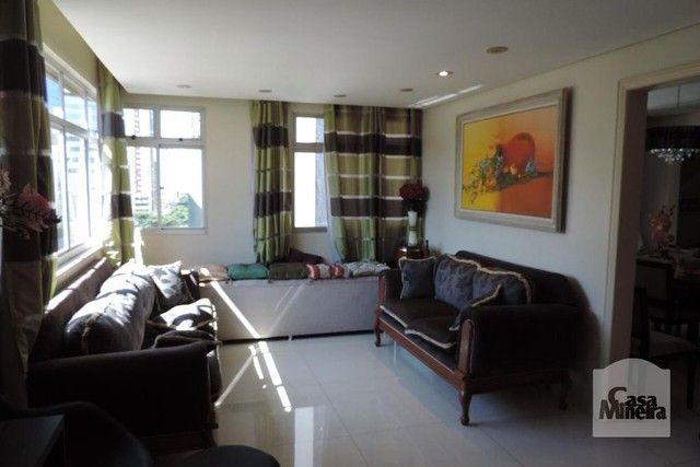 Apartamento à venda com 5 dormitórios em Santo antônio, Belo horizonte cod:110810 - Foto 4