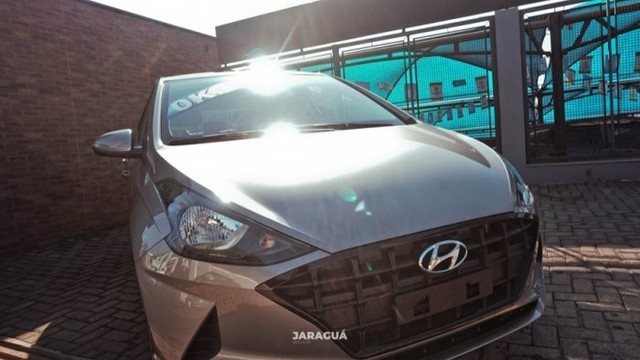 Hyundai hb20 2022 1.0 12v flex vision manual - Foto 4
