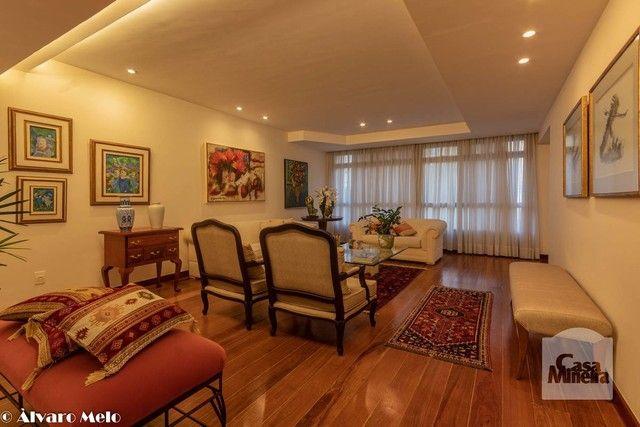Apartamento à venda com 4 dormitórios em Lourdes, Belo horizonte cod:253467 - Foto 6
