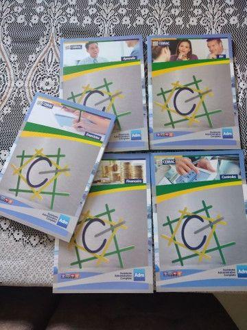 Livros curso admnistração cebrac - Foto 2