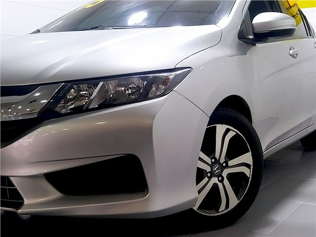 Honda City 2015 1.5 lx 16v flex 4p automático - Foto 10