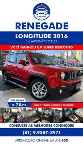 Renegade longitude 2016