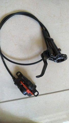 Freio Hidraulico Shimano Deore 6000 - Foto 3
