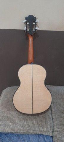 Cavaquinho Faia - Luthier Jaime ferreira - Foto 6