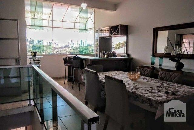 Casa à venda com 3 dormitórios em Caiçaras, Belo horizonte cod:279273 - Foto 5