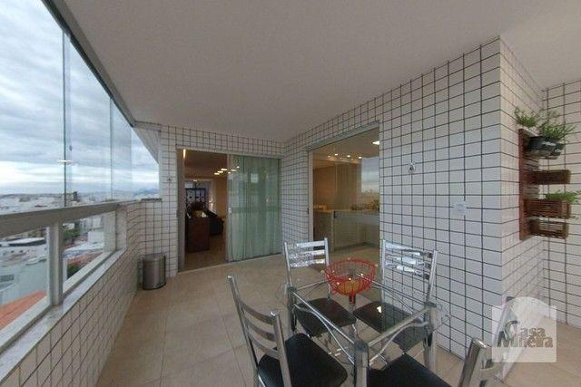 Apartamento à venda com 4 dormitórios em Santa rosa, Belo horizonte cod:275927 - Foto 12