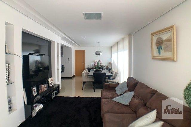 Apartamento à venda com 4 dormitórios em Santa rosa, Belo horizonte cod:277273