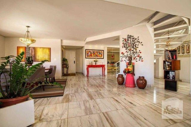 Apartamento à venda com 3 dormitórios em Serra, Belo horizonte cod:267394 - Foto 7