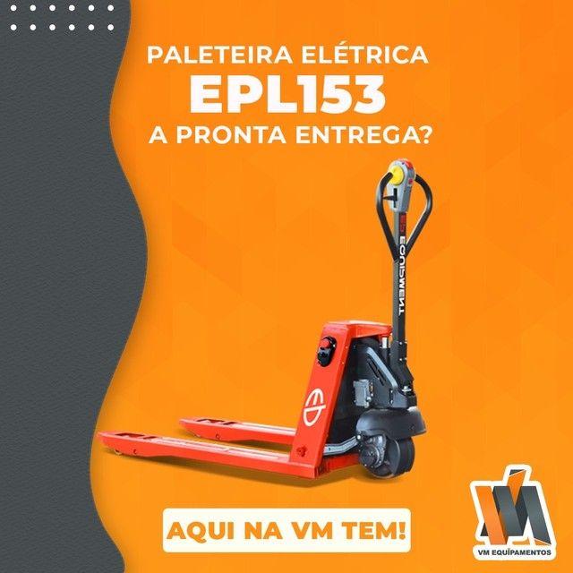 Transpaleteira Eletrica EP -  EPL153 (litio) - Foto 2