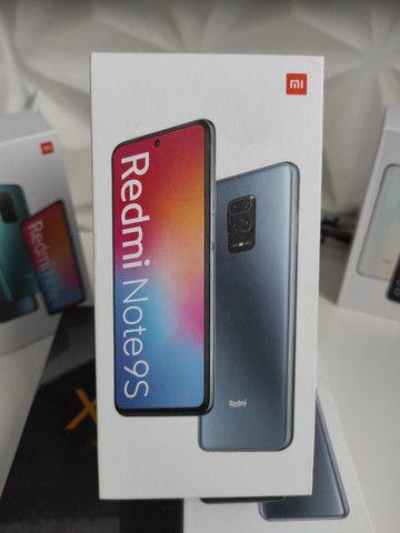 Só dá Xiaomi! REDMI Note 9S! Novo LACRADO Garantia entrega hj