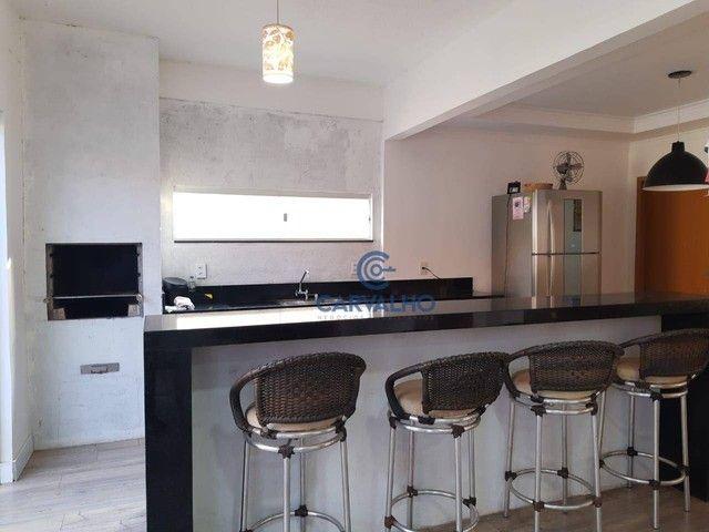 Sobrado com 3 dormitórios à venda, 226 m² por R$ 480.000,00 - Parque Residencial Tropical  - Foto 20