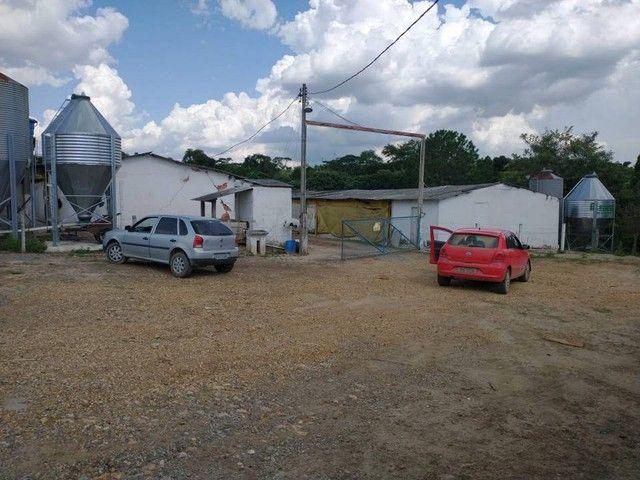 Sítio, Chácara a Venda com 12.100 m², 2 granjas com 13 mil aves cada em Porangaba - SP - Foto 17