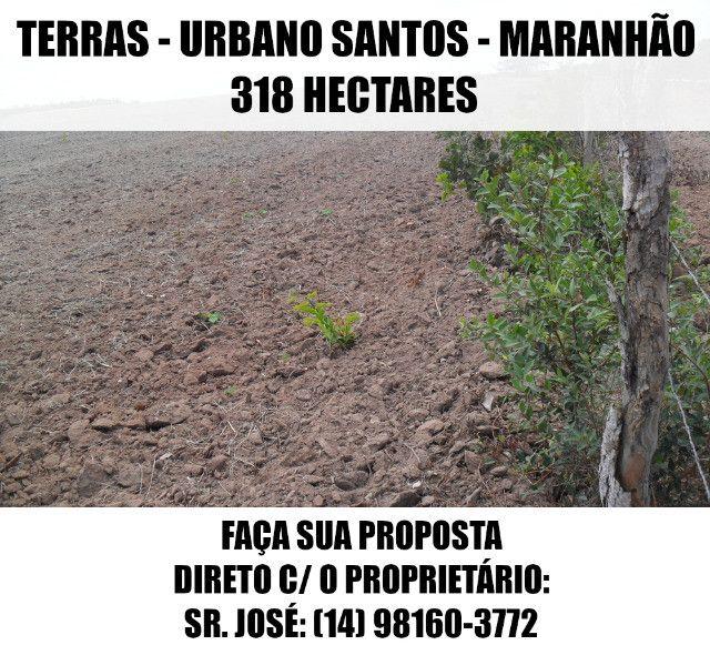 Terras / Fazenda - Urbano Santos (MA) - 318 Ha - Faça Sua Proposta - Foto 7