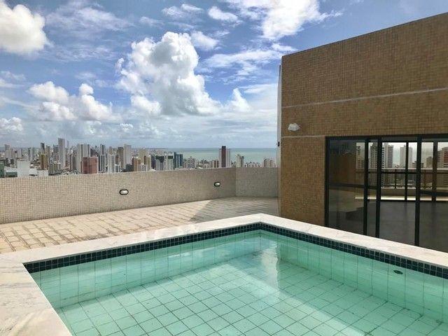 Cobertura à venda, 407 m² por R$ 2.050.000,00 - Miramar - João Pessoa/PB - Foto 16