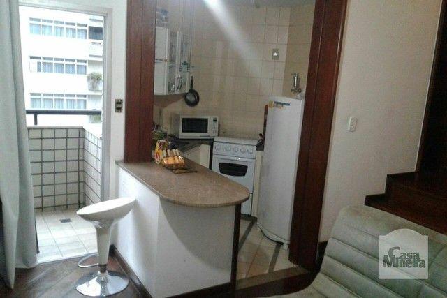 Apartamento à venda com 1 dormitórios em Lourdes, Belo horizonte cod:279977 - Foto 3