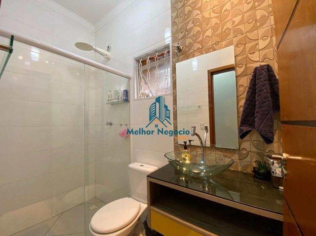 Casa com 2 dorms, Parque Ideal (Nova Veneza), Sumaré - R$ 299 mil, Cod: CA1266 - Foto 7