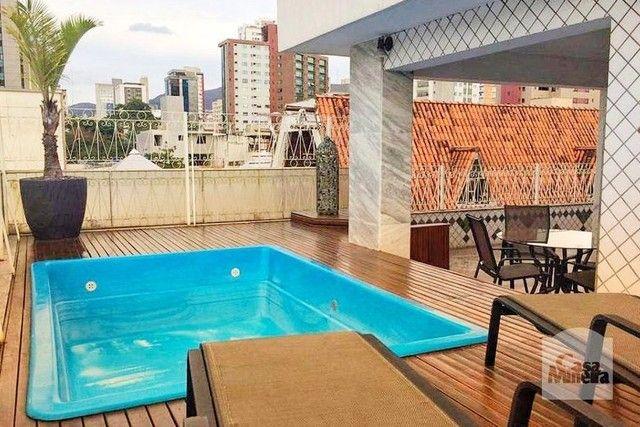 Apartamento à venda com 4 dormitórios em Santo antônio, Belo horizonte cod:273863 - Foto 20