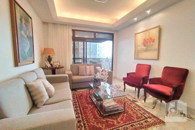 Apartamento à venda com 4 dormitórios em Serra, Belo horizonte cod:313804 - Foto 2