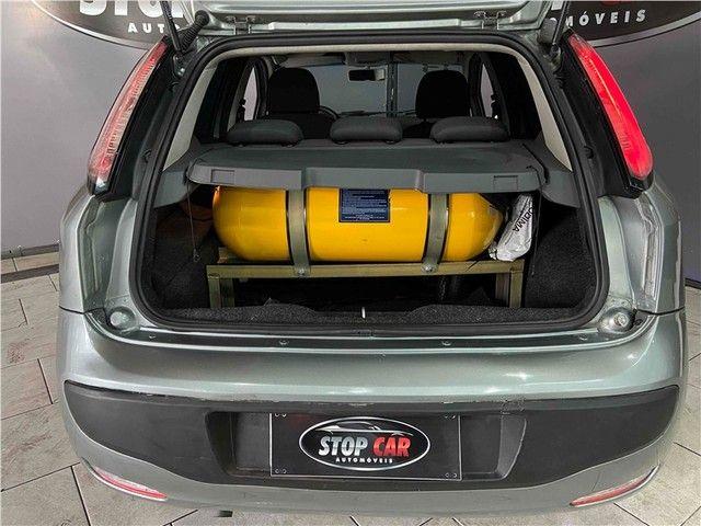Fiat Punto 2013 1.4 attractive 8v flex 4p manual - Foto 8
