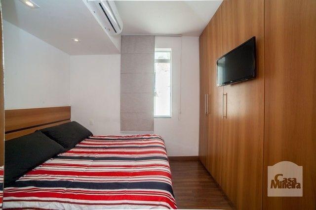 Apartamento à venda com 3 dormitórios em Santa efigênia, Belo horizonte cod:317053 - Foto 3
