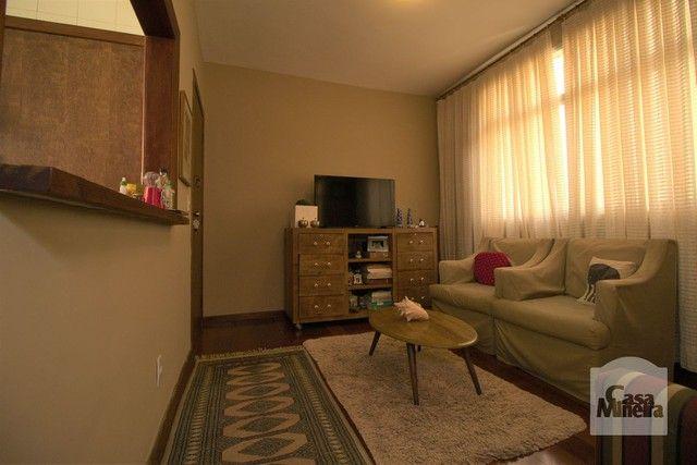 Apartamento à venda com 3 dormitórios em Santo antônio, Belo horizonte cod:277325 - Foto 3