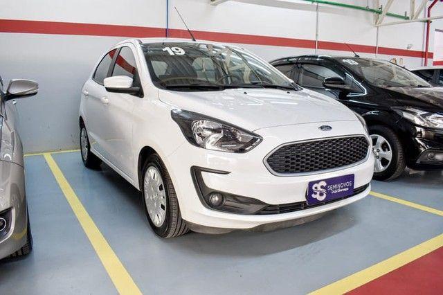 Ford KA 1.0 SE PLUS TiVCT Flex 5p - Foto 12