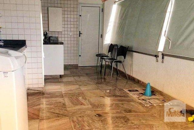 Apartamento à venda com 4 dormitórios em Santo antônio, Belo horizonte cod:273863 - Foto 18