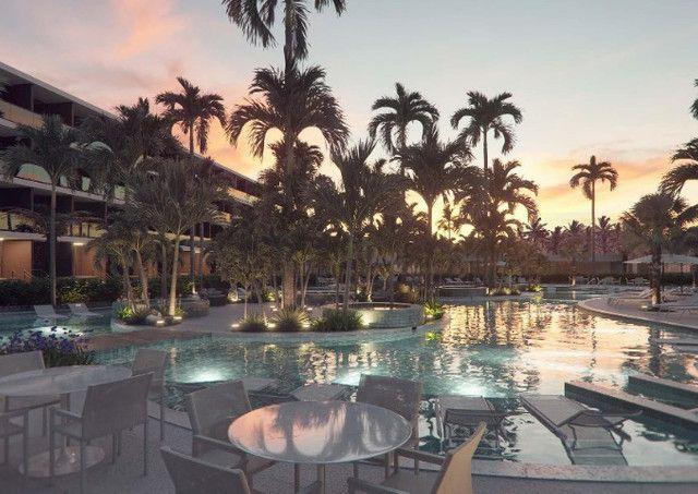Flats a venda Lançamento Beach class em Muro alto 1 e 2 quartos com varanda gourmet - Foto 6
