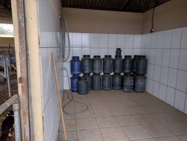 Sítio, Chácara, Fazenda a Venda com 72.600 m², 3 Alqueires, Leiteria, Casa como 2 quartos - Foto 14
