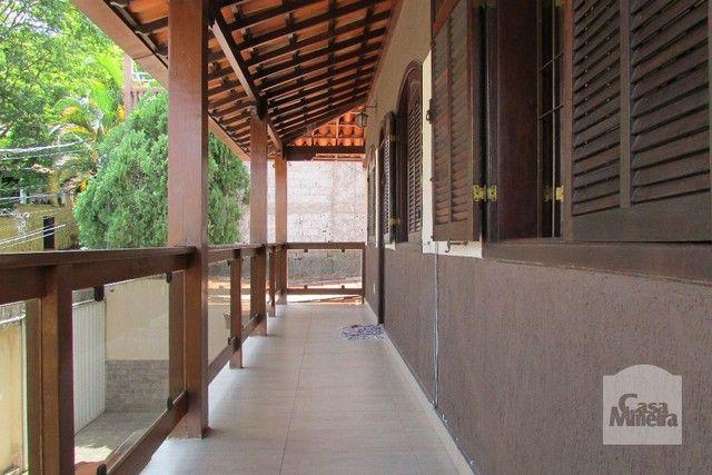 Casa à venda com 4 dormitórios em Ouro preto, Belo horizonte cod:275311 - Foto 9