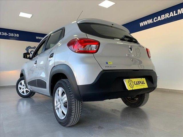 Renault Kwid 1.0 12v Sce Zen - Foto 10