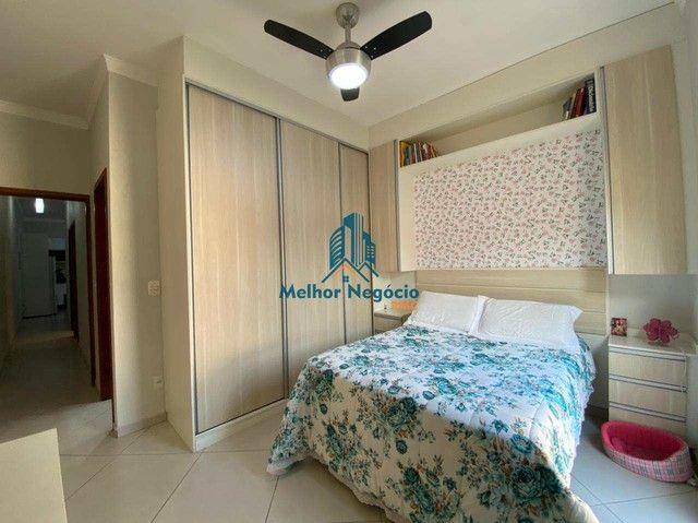 Casa com 2 dorms, Parque Ideal (Nova Veneza), Sumaré - R$ 299 mil, Cod: CA1266 - Foto 10