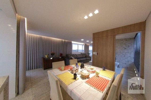 Apartamento à venda com 4 dormitórios em Santa rosa, Belo horizonte cod:275927 - Foto 5