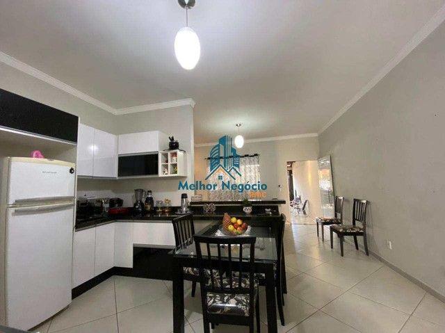 Casa com 2 dorms, Parque Ideal (Nova Veneza), Sumaré - R$ 299 mil, Cod: CA1266 - Foto 6