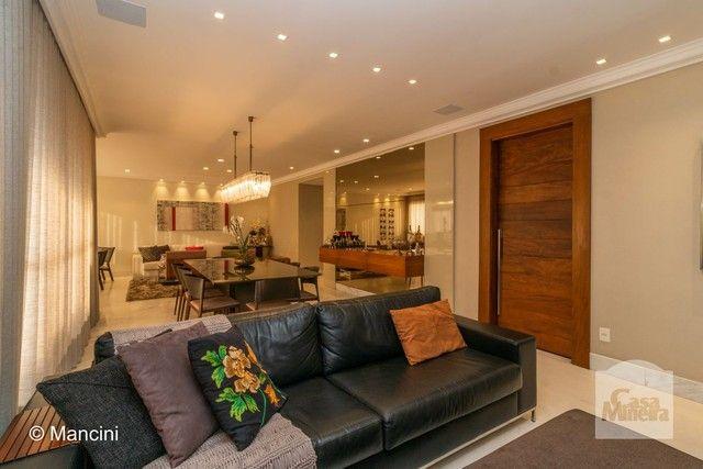 Apartamento à venda com 4 dormitórios em Belvedere, Belo horizonte cod:319101 - Foto 2