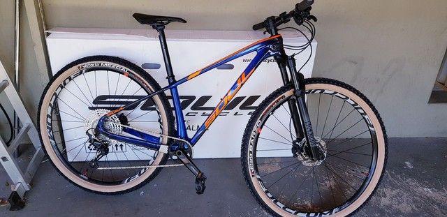 Bike carbono 29 Soul Vesuvio Team S