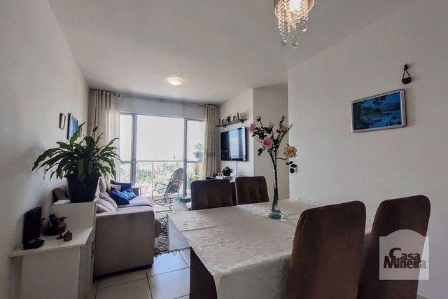 Apartamento à venda com 3 dormitórios em Paquetá, Belo horizonte cod:277202 - Foto 2