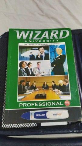Livros Wizard W2+W4+Wizpen - Foto 4