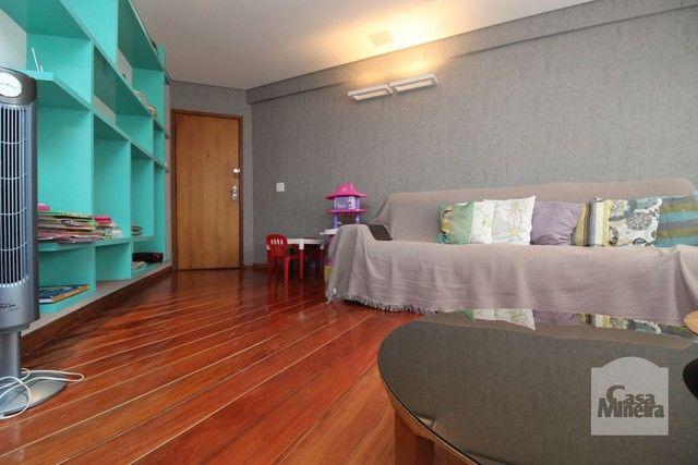 Apartamento à venda com 3 dormitórios em Santo antônio, Belo horizonte cod:260651 - Foto 2