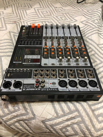 Mesa SoundCraft SX802 FX USB