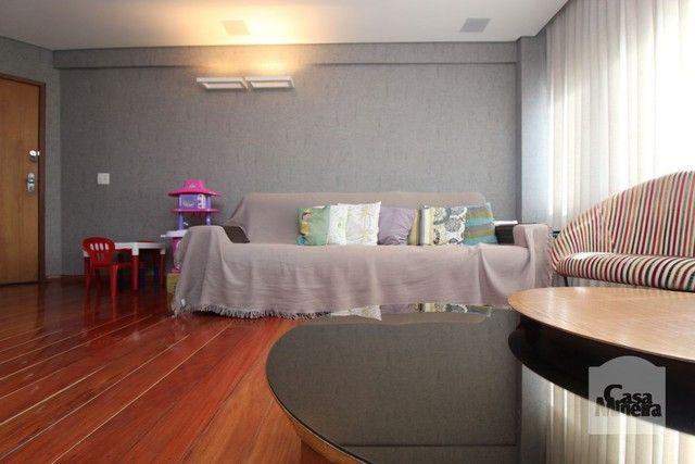 Apartamento à venda com 3 dormitórios em Santo antônio, Belo horizonte cod:260651 - Foto 3