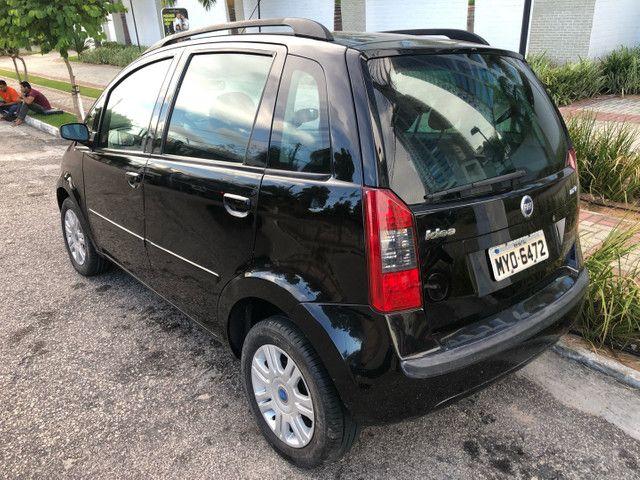 Fiat Idea Elx 1.4 C Apenas Km 100.000 Troco e Financio  - Foto 2
